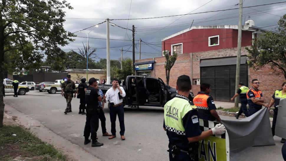Quedó detenido el policía que abatió a un supuesto asaltante