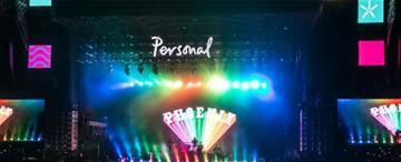 Fatboy Slim sacudió al público en el cierre del Personal Fest