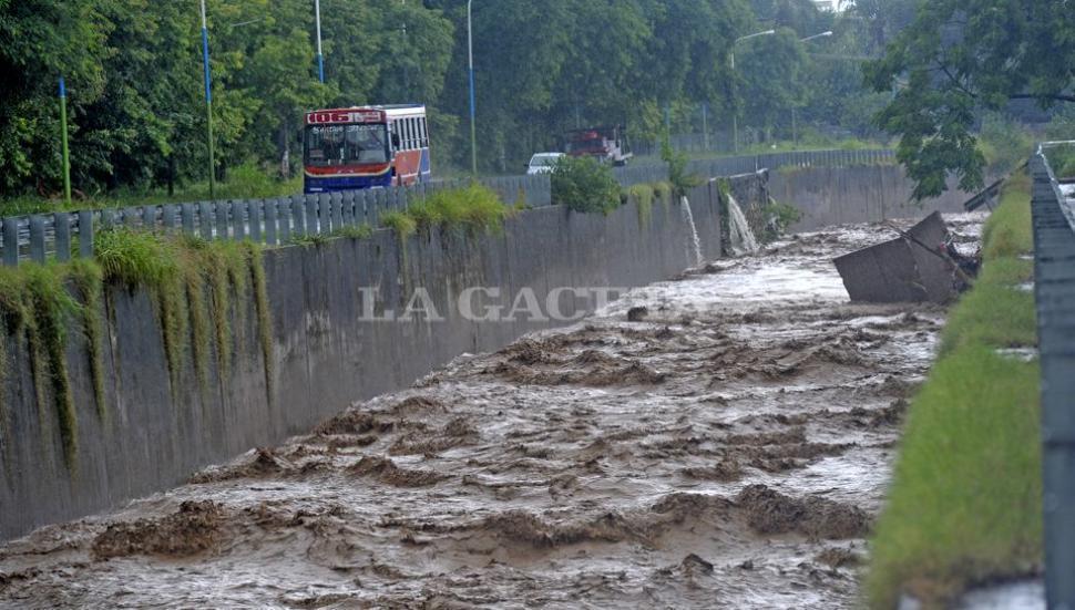 Se podrían inundar 150.000 vecinos de Capital