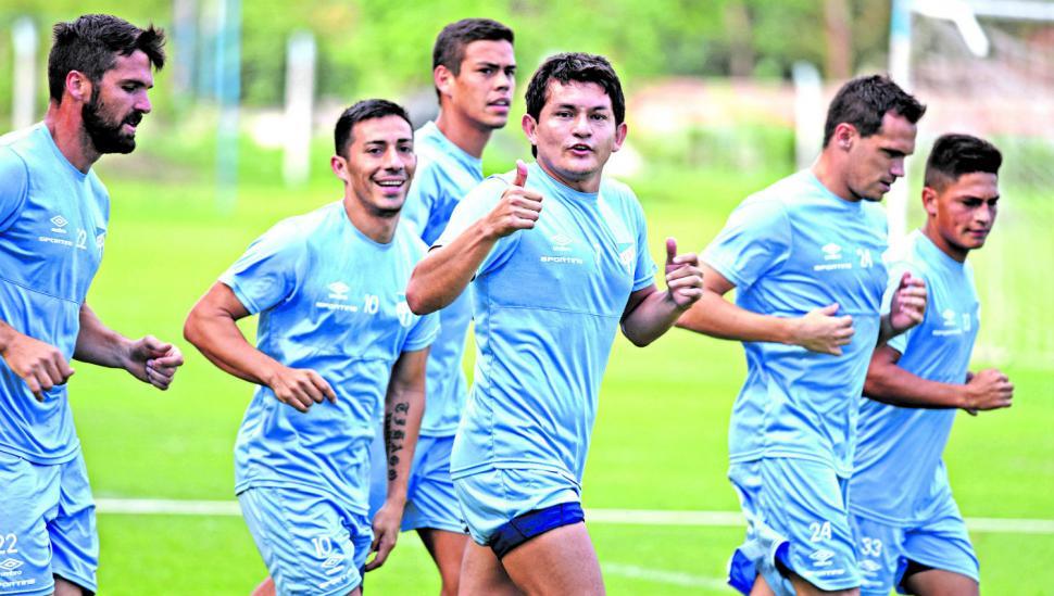 Atlético conserva el optimismo