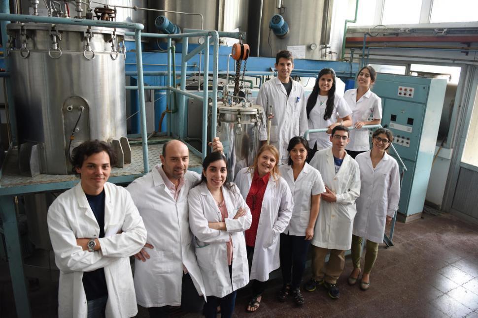 En el Proimi crearon un valioso gel antioxidante