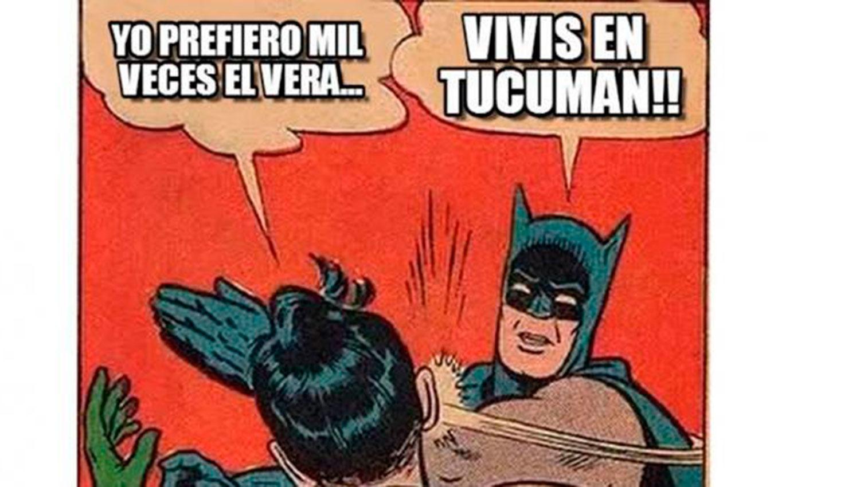 Con el intenso calor de Tucumán, reaparecieron los memes en las redes sociales