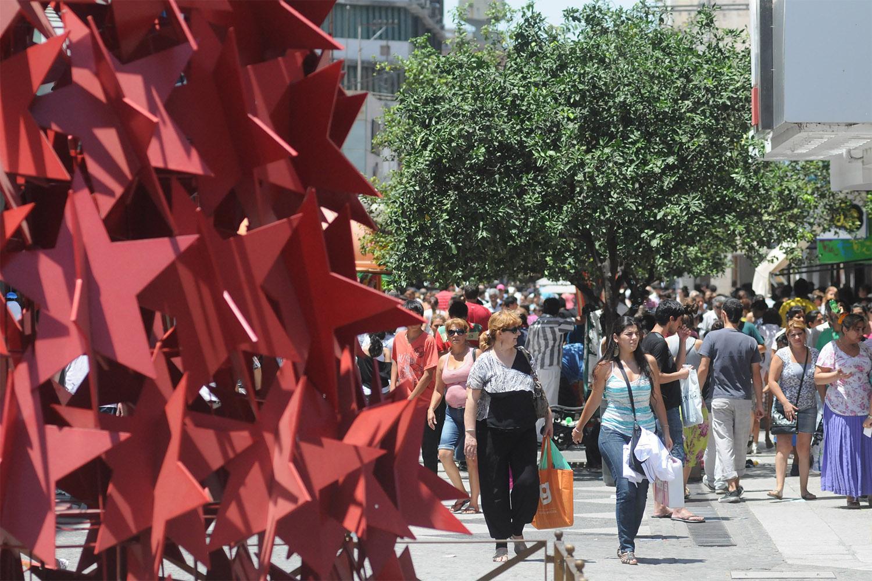 El comercio en navidad. FOTO ARCHIVO.