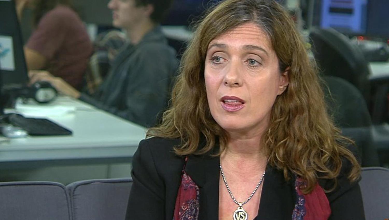 Verónica Schoj, directora de Promoción de la Salud y Control de Enfermedades Crónicas No Transmisibles del Ministerio de Salud de la Nación. ARCHIVO LA GACETA