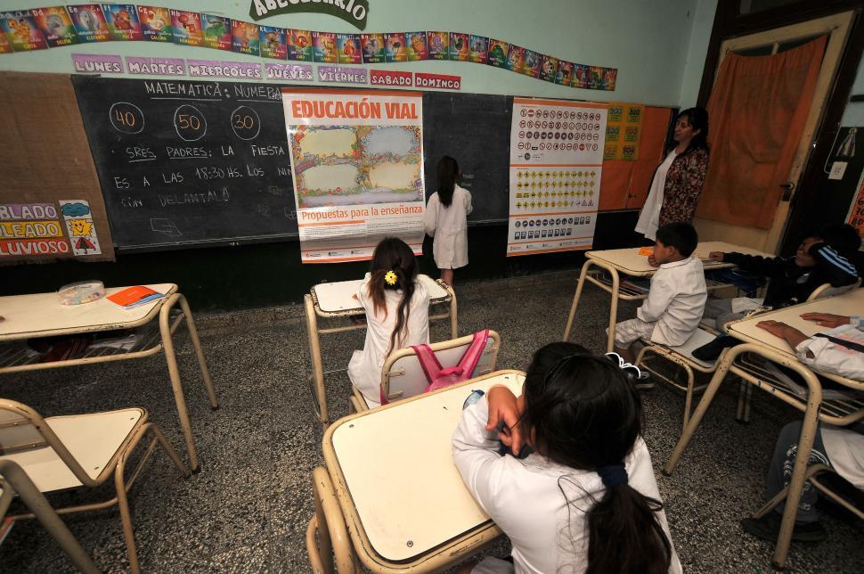 Con 180 días de clases, el ciclo lectivo terminará el 7 de diciembre