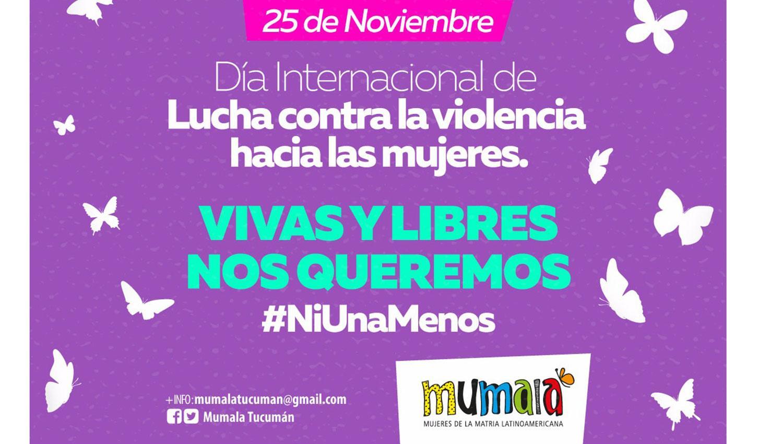 Las mujeres tucumanas vuelven a marchar contra el femicidio