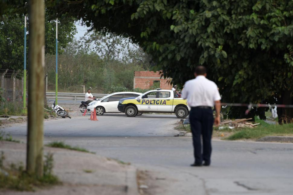 Un policía abatió a un presunto asaltante
