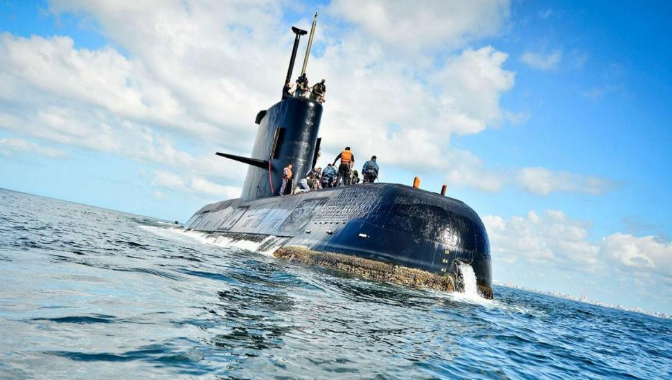 """Buscarán el submarino """"hasta el final"""""""