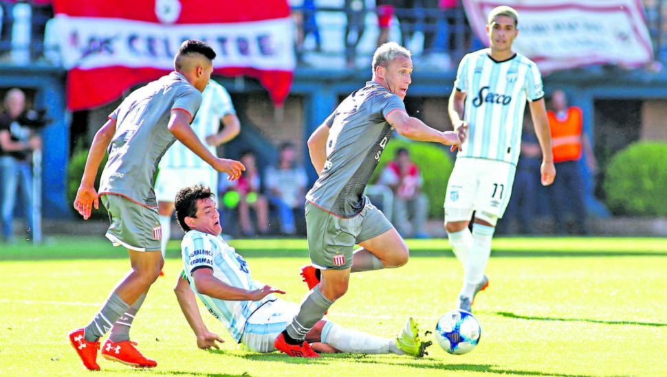 Sin tiempo para lamentos: Atlético ya piensa en San Lorenzo