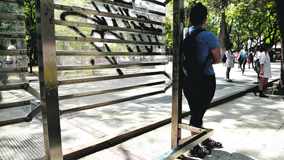 Estudian soluciones para los refugios vandalizados