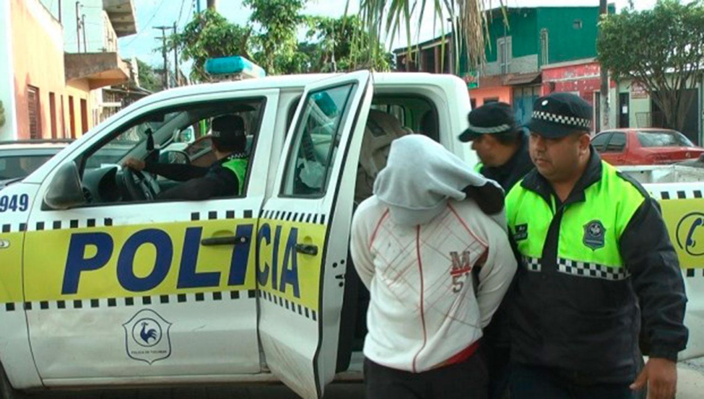 FOTO POLICÍA DE TUCUMÁN.