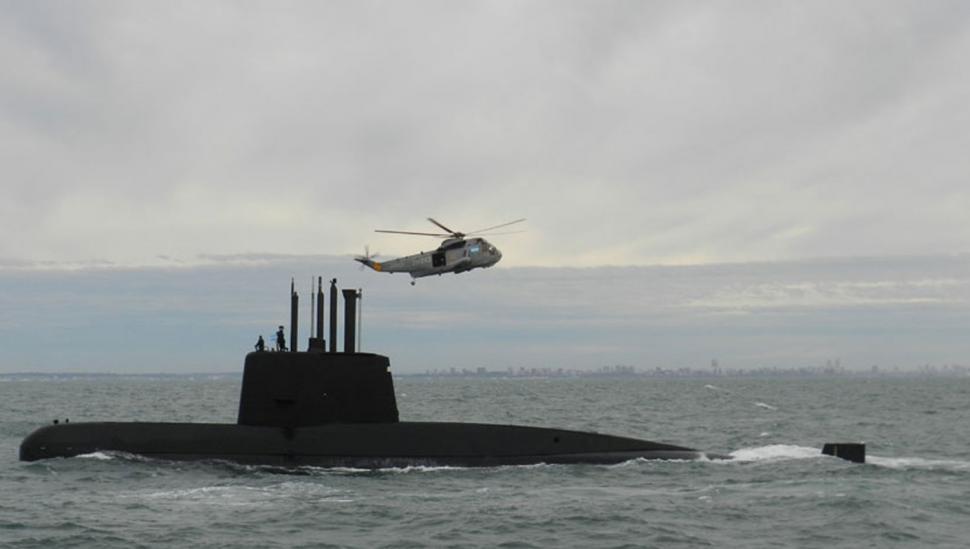 Marcharán para que no se deje de buscar al submarino