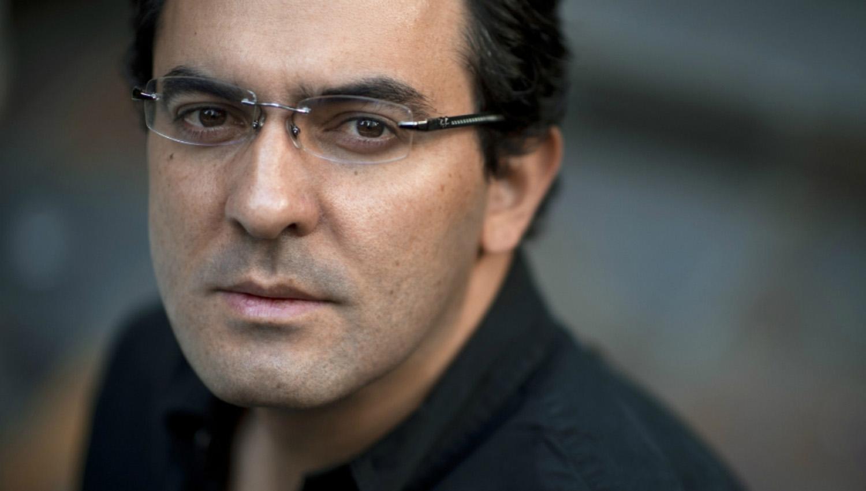 Juan Gabriel Vázquez, escritor colombiano. FOTO TOMADA DE ZONA CERO