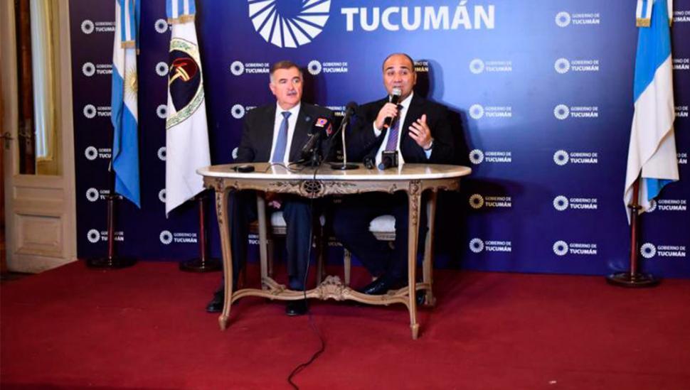 """Jaldo no asumirá como diputado: """"no defraudé a los tucumanos"""""""