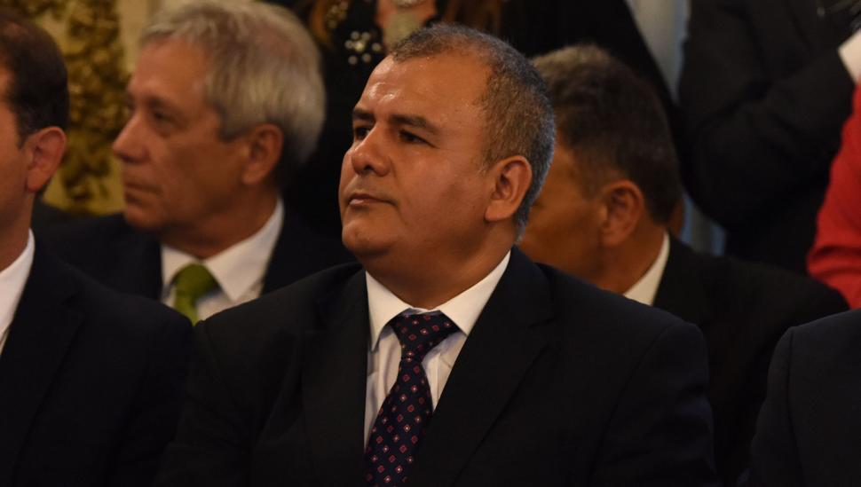 Miguel Gómez: secretario de Seguridad