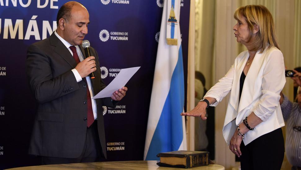Noemí Ferrioli: interventora del Instituto Provincial de Vivienda y Desarrollo Urbano
