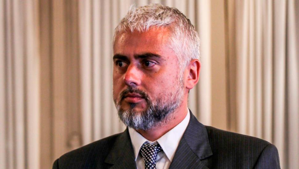 Francisco Navarro: secretario de Articulación Territorial y Desarrollo Local