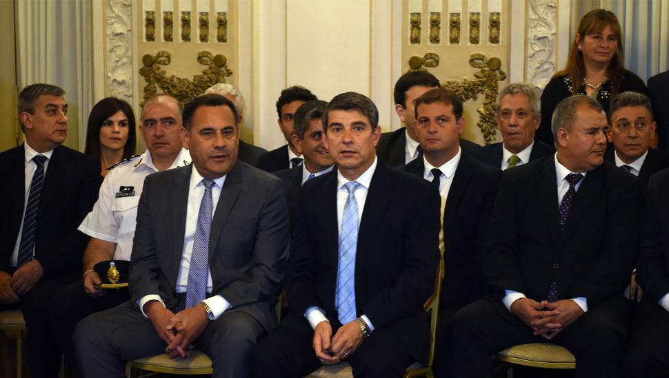 Uno por uno: estos son los nuevos funcionarios del gabinete de Manzur