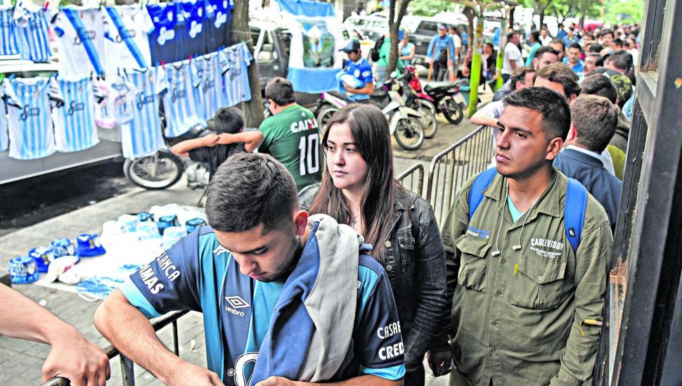 Los hinchas tienen las entradas y preparan el viaje a Mendoza