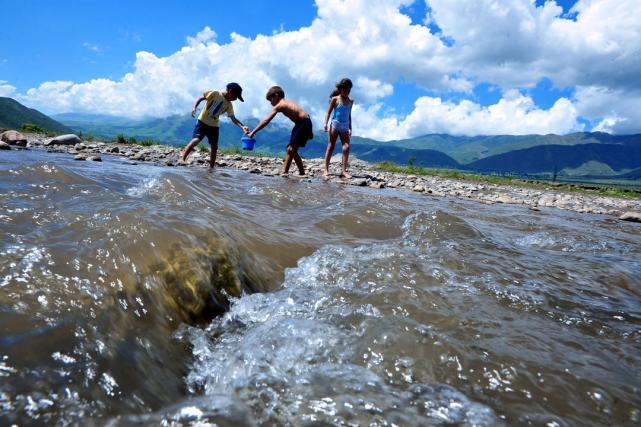 5c82463f64b2e La ventaja comparativa inigualable de Tafí del Valle son sus paisajes y las  actividades al aire libre  por eso muchos visitantes la eligen