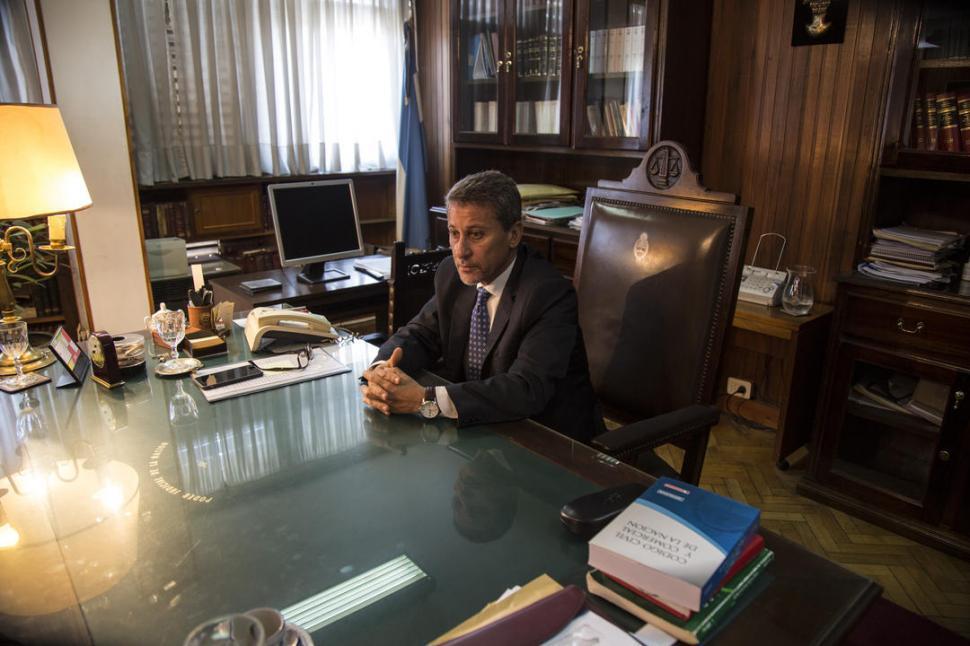 """Un juez federal se desliga de la causa sobre el """"Más Cerca"""""""