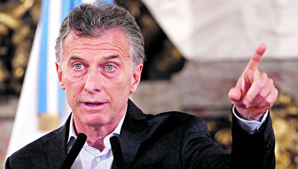 Macri insiste con que la reforma es para proteger a los jubilados