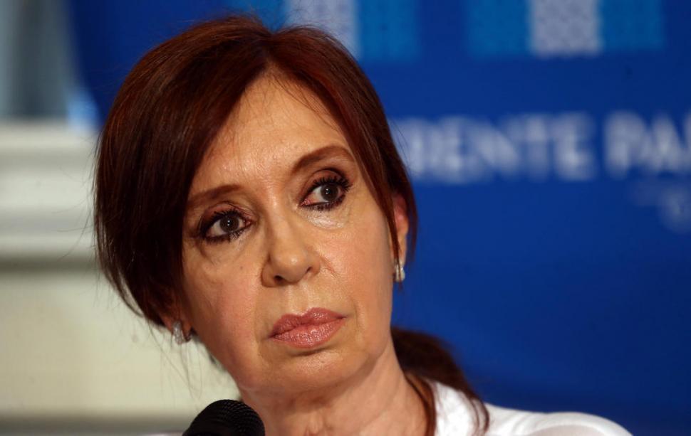 Confirman el procesamiento con preventiva para Cristina