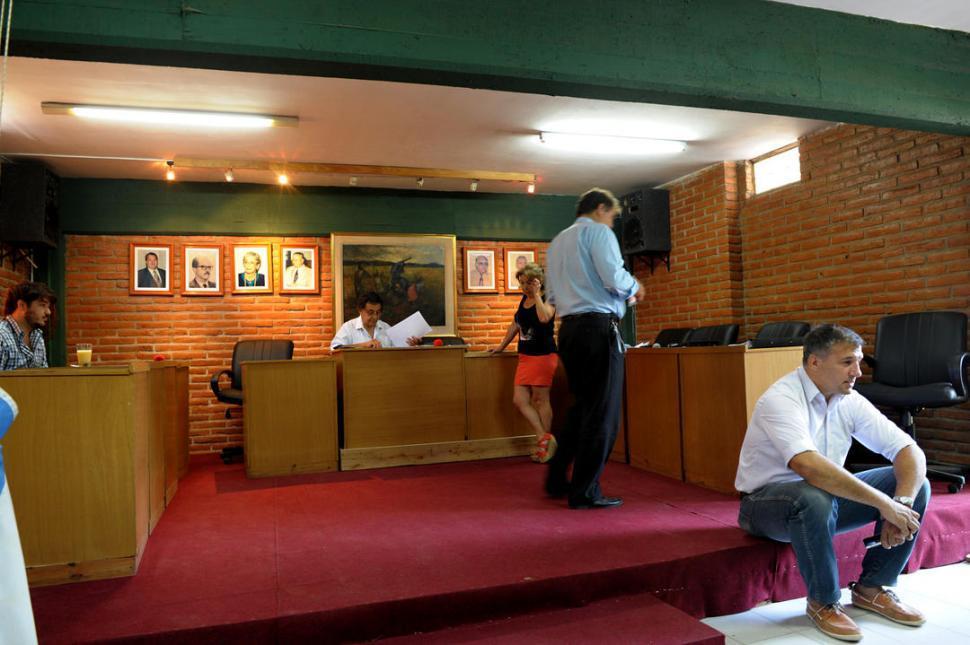 Yerba Buena: unos sesionaron y otros acudieron a la Justicia