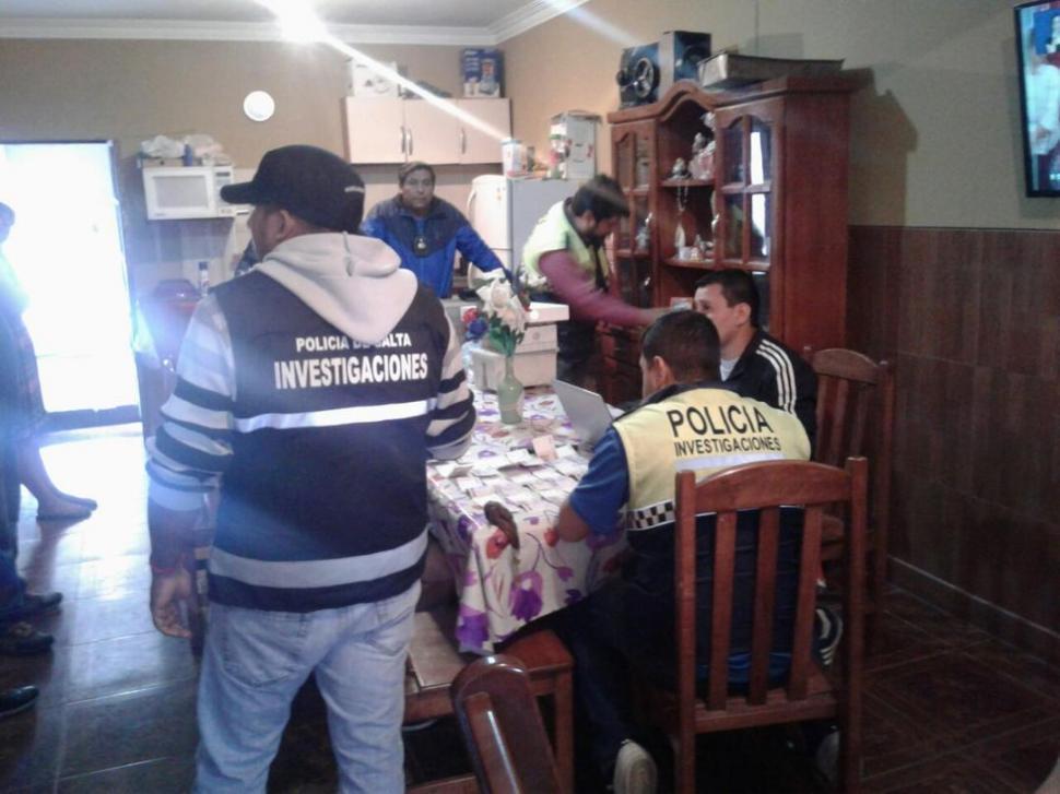 Desarticulan cuatro bandas tucumanas en Salta