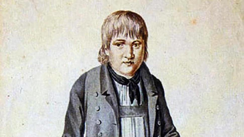 MISTERIOSO. El libro cuenta con documentación de la época sobre Kaspar. .