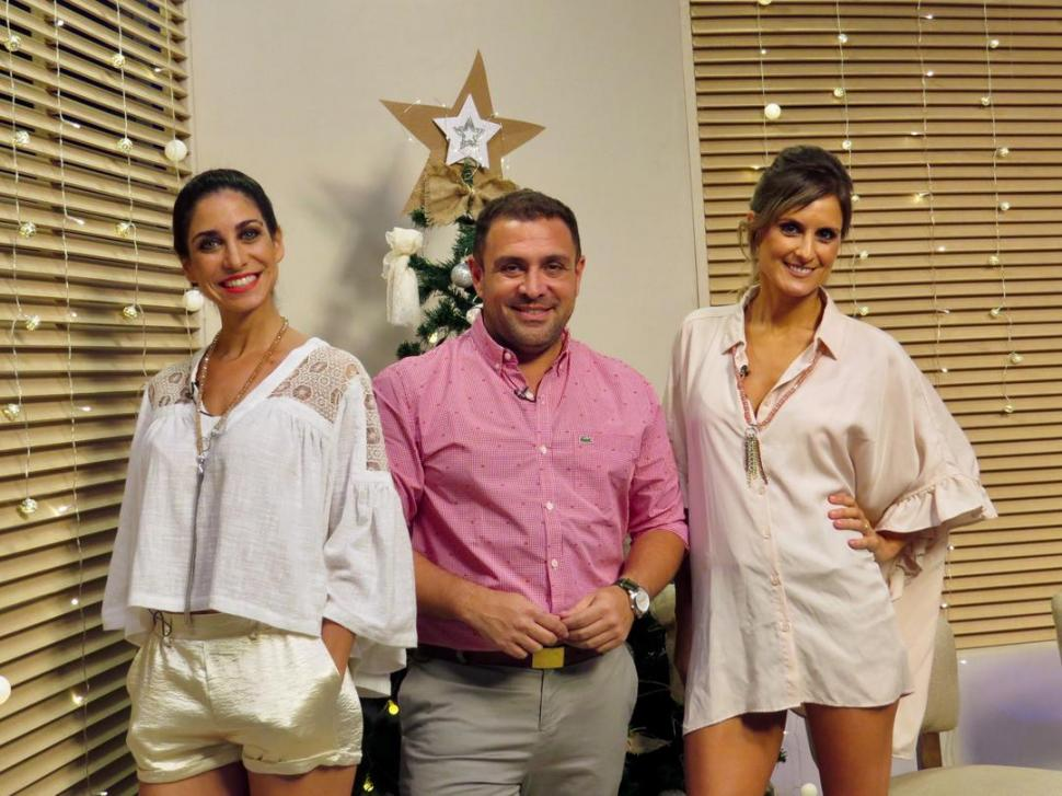 HASHTAG ESPECIAL. Ganin, Spuches y Merletti recibirán la Navidad en vivo. Hashtag
