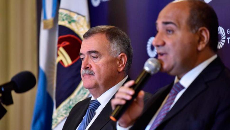 Jaldo niega que haya 80 empleados por cada legislador, como dijo Macri