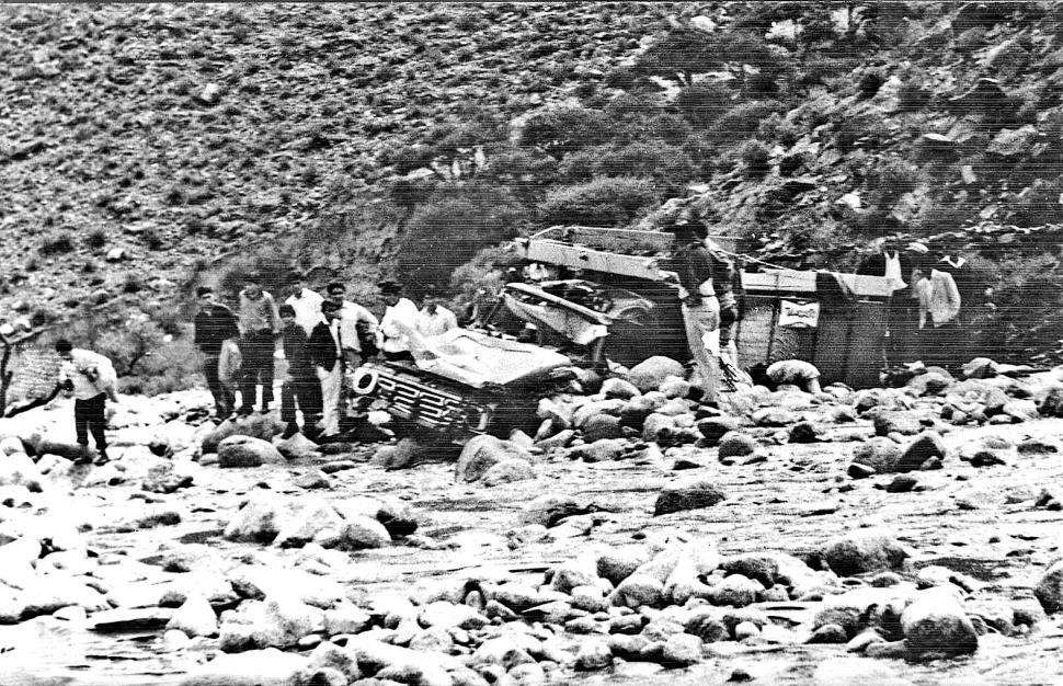 Se cumplen 50 años de la tragedia de San Guillermo, en Tafí del Valle