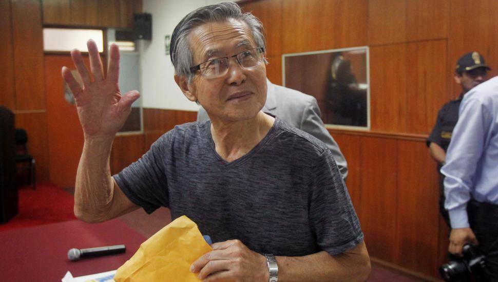 Polémica en Perú por el indulto humanitario concedido a Fujimori