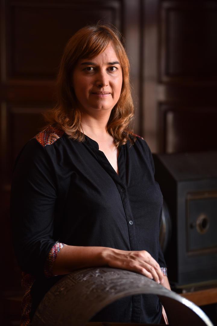 AUDITORA INTERNACIONAL. La médica Florencia Koch se especializó en mejorar la calidad en los hospitales. la gaceta / foto de Ines Quinteros Orio