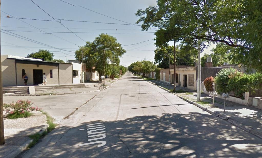 Buscan al autor del brutal crimen ocurrido en el barrio Los Pinos