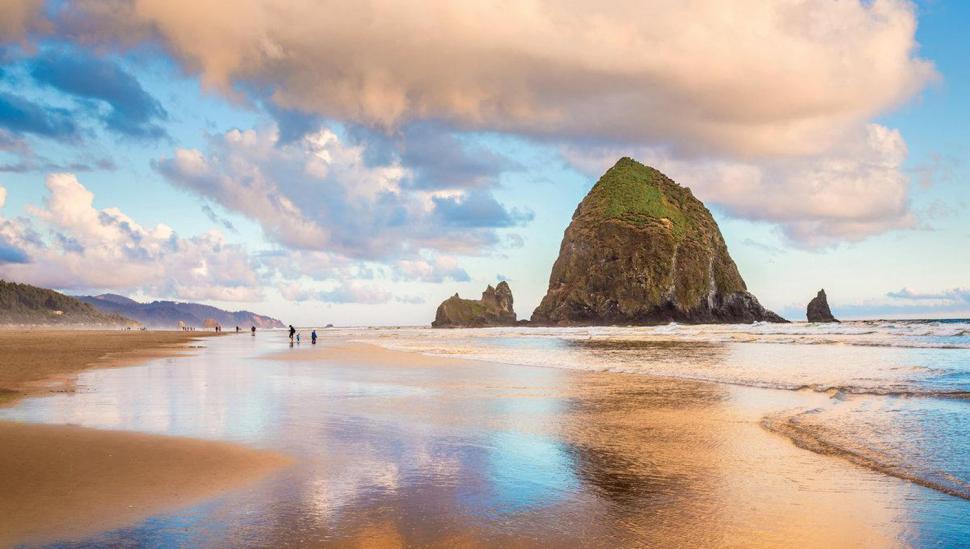 Playa Cannon, Oregon, Estados Unidos