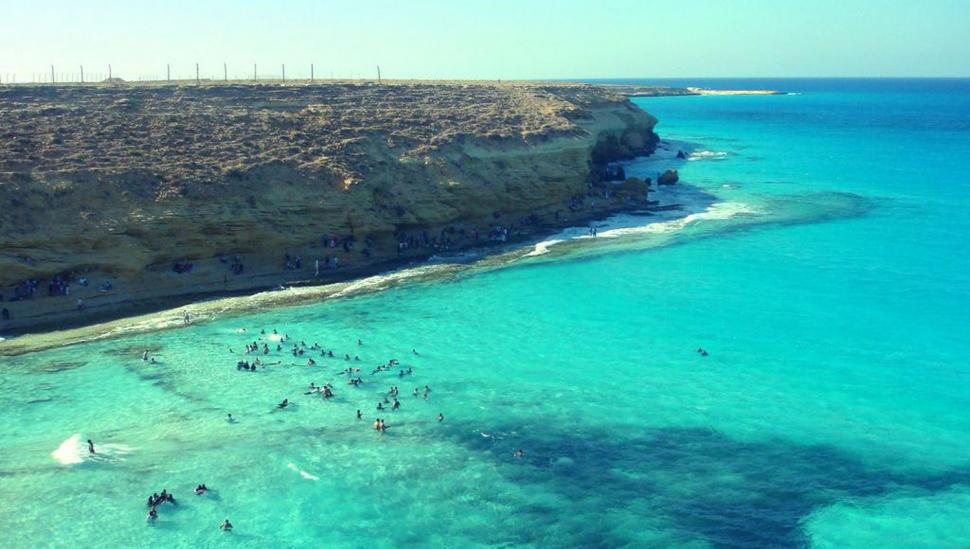 Playa Agiba, Egipto