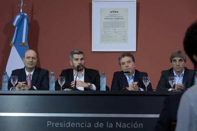 Sturzenegger renunció al Banco Central: su reemplazante es Luis Caputo