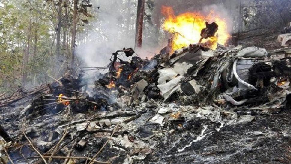 Fin de año trágico: dos accidentes aéreos y 18 muertos en la víspera de Año Nuevo