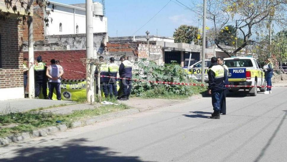Detuvieron al principal sospechoso del crimen de un hombre acribillado en el barrio Victoria
