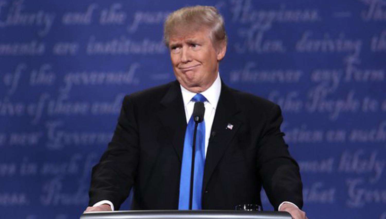 Donald Trump, presidente de los Estados Unidos. imágen obtenida de www.gq.com