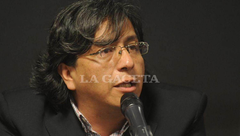 MARCELO SANTILLÁN. Diputado tucumano. LA GACETA/ ARCHIVO