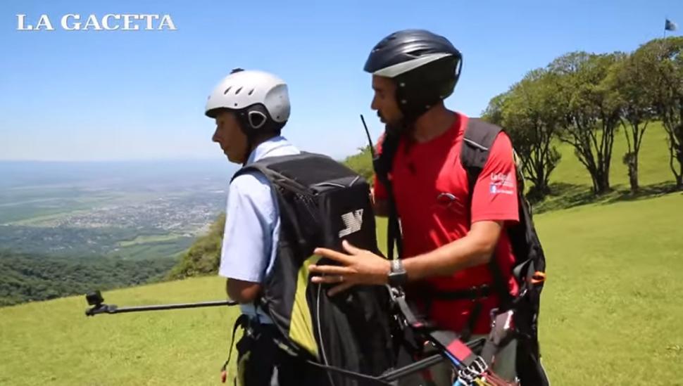 ¿Qué va a pasar con los vuelos comerciales en parapente desde Loma Bola?