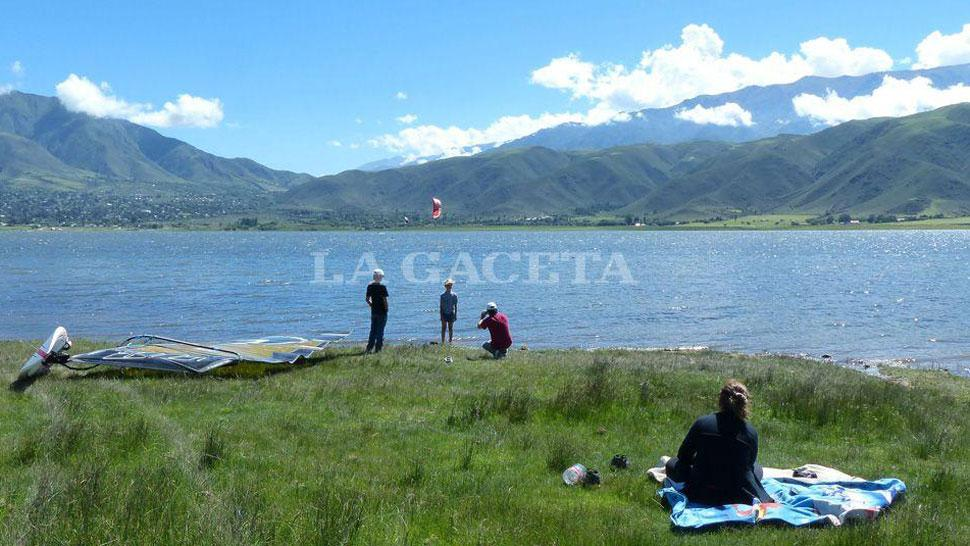 Arranca la temporada de verano en Tafí del Valle