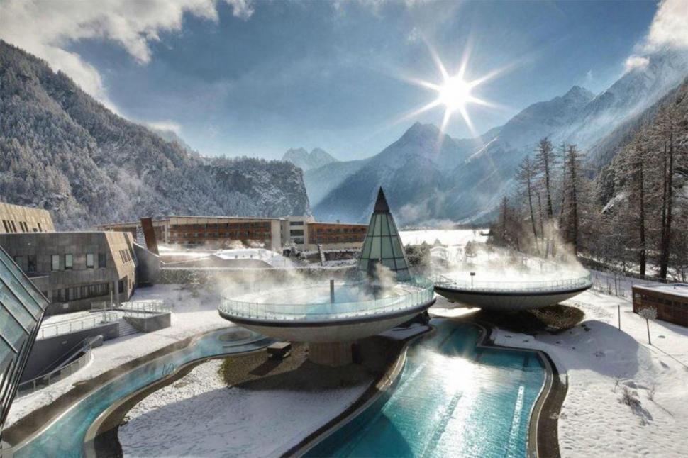 Austria - Hotel Aqua Dome