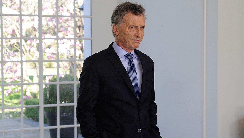 Macri aseguró que el DNU pretende quitar las trabas que entorpecieran la labor del Estado. DYN