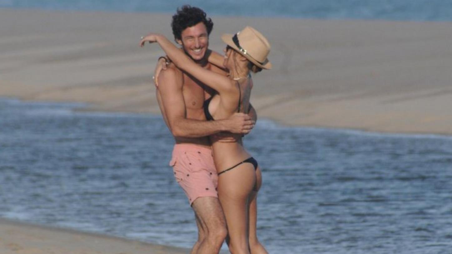 ¿Reconciliados? Pampita y Pico Mónaco, juntos en las playas de Punta del Este