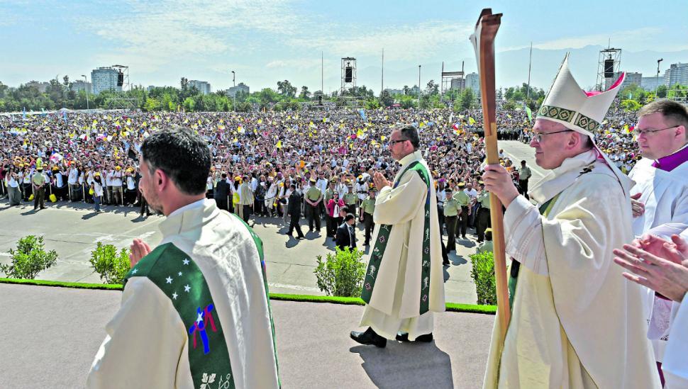 Un día agitado para el Papa, que pidió perdón por los abusos