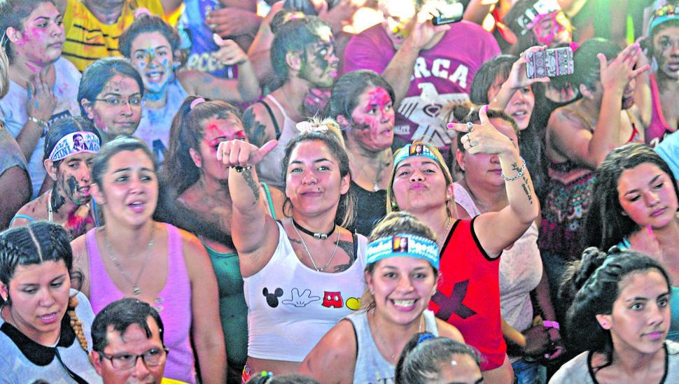 Comenzó el Carnaval 2018 al ritmo de la cumbia y en familia